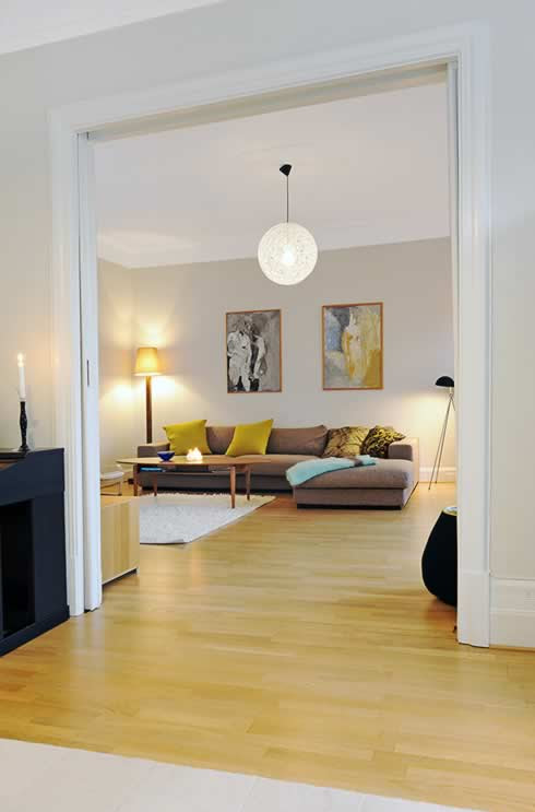 Inspiration 6 Swedish Inspiration Four Rooms Apartment In Goteborg