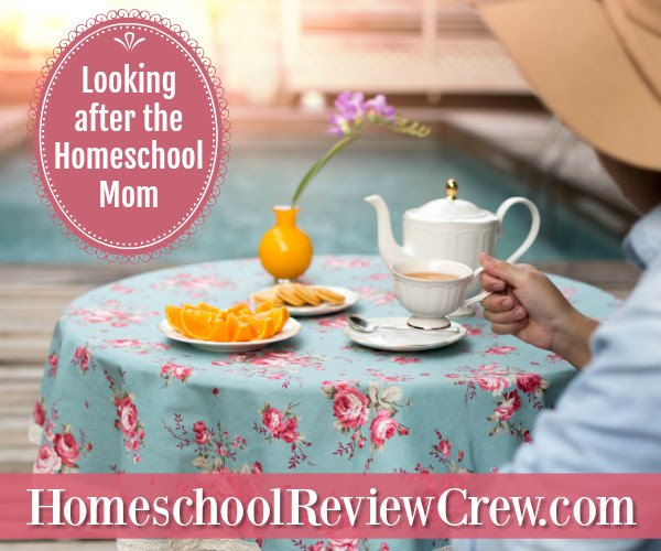 Looking after the Homeschool Mom{Round UP}