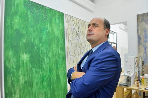 Nicola Zingaretti a Rinnovabili.it
