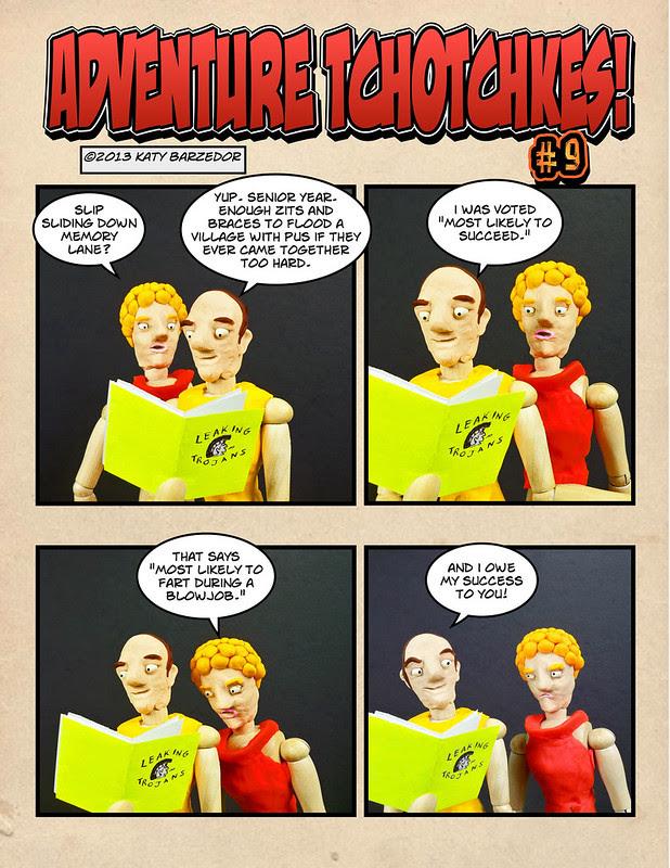 Adventure Tchotchkes! #9
