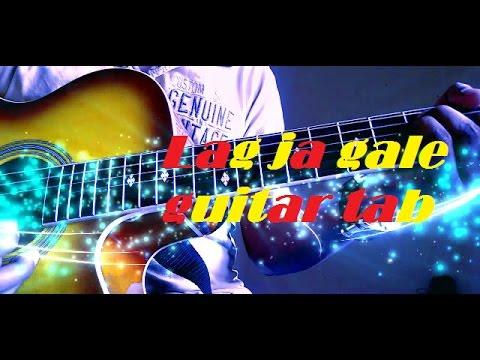 Lag Jaa Gale Guitar Tab Tgtutorials