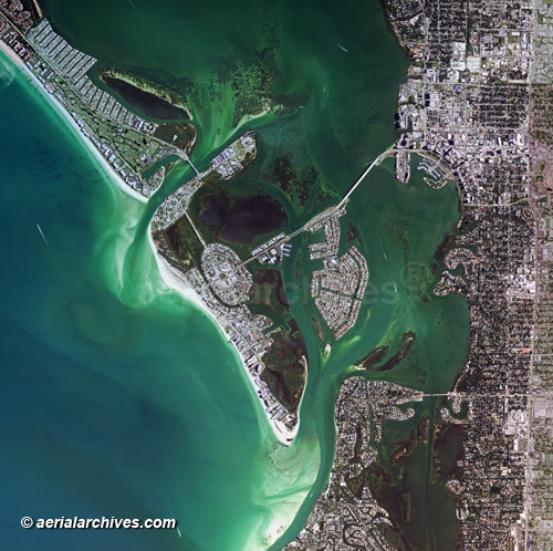 Aerial Map Of Florida | World Map Gray on