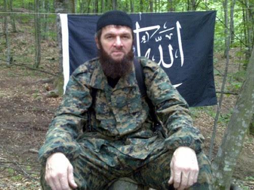 Ο τρομοκράτης εγκληματίας και διεθνής τζιχαντιστής Dokou Oumarov