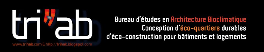 TRIHAB - Architecture bioclimatique