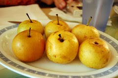 Tom Teng's Asian pears
