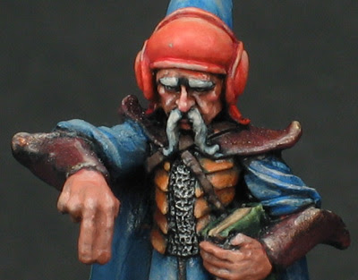 Ral Partha Magic-User (Detail)
