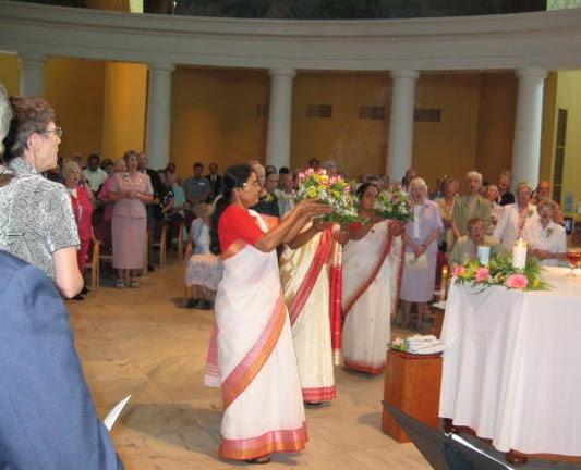 Nueva Misa hindú