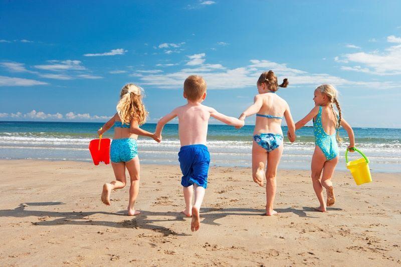 Niños, com más riesgo a sufrir quemaduras graves por el Sol