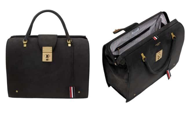 Thom Browne Doctor's Bag