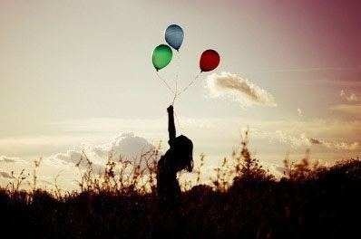 Image result for girl with balloon