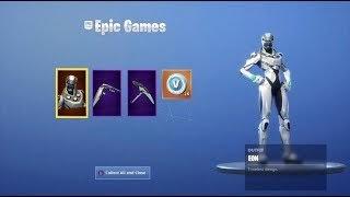 Fortnite Eon Skin Free Code Fortnite Account Generator Ebay