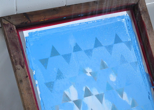 stencil print