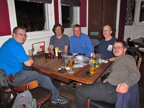 Nottingham pub meet-up : 2528a