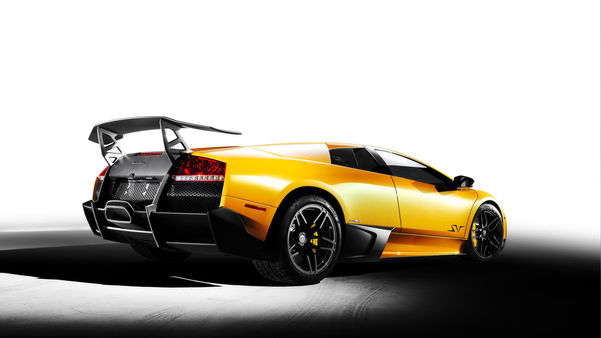 Car wallpapers: Lamborghini