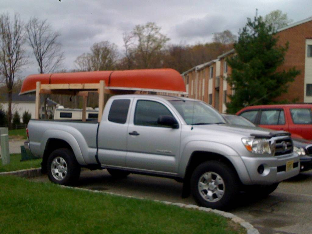 Canoe Rack Plans For Trucks Plans PDF Download | DIY Wooden Boat