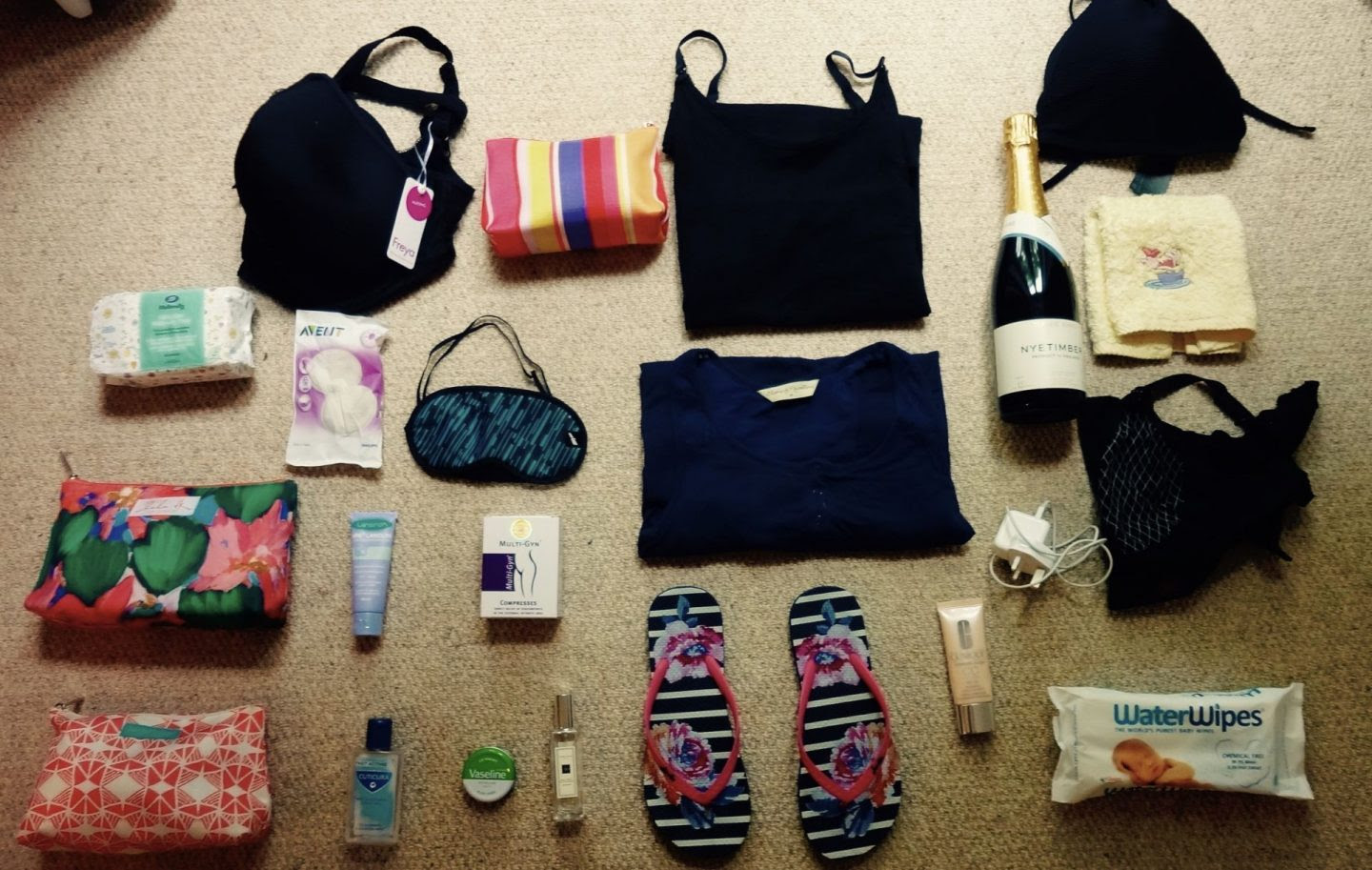 Image result for Hospital Bags