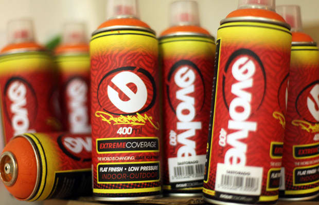 evolve - The 15 Best Spray Paint Brands Available In ...