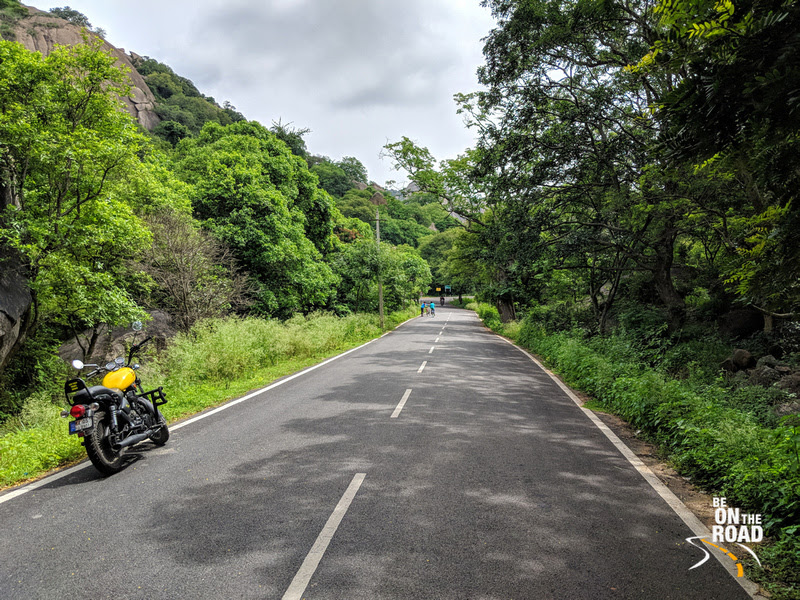 A green monsoon ride is one of the perks of living in Bangalore