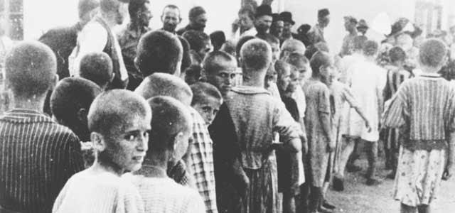 Dentre as 60 milhões de mortes da guerra de Adolf Hitler para criar um Reich de mil anos havia um milhão e meio de crianças indefesas. Bem mais de um milhão delas eram crianças judias.