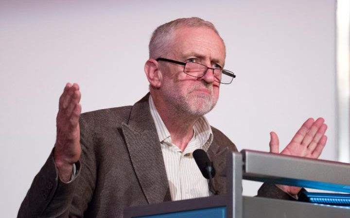 Image result for Corbyn
