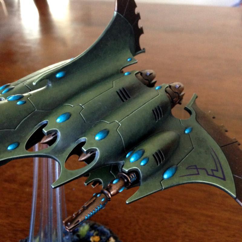 Dark Eldar, Voidraven Bomber
