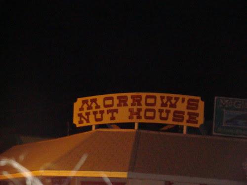 Morrow's Nut House