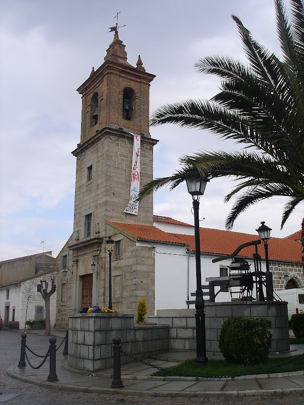 San Sebastián en Añora