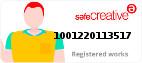 Safe Creative #1001220113517