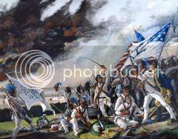 revolutionary war battle