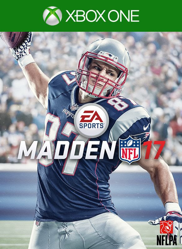 Madden NFL 17 2016 Xbox One box cover art  MobyGames