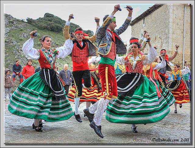 Danzas en Santa Casilda 7