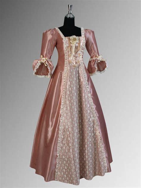 renaissance dress victorian era style gown charlotte