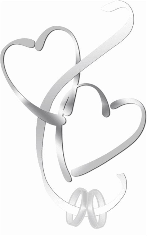 Free Wedding Heart, Download Free Clip Art, Free Clip Art