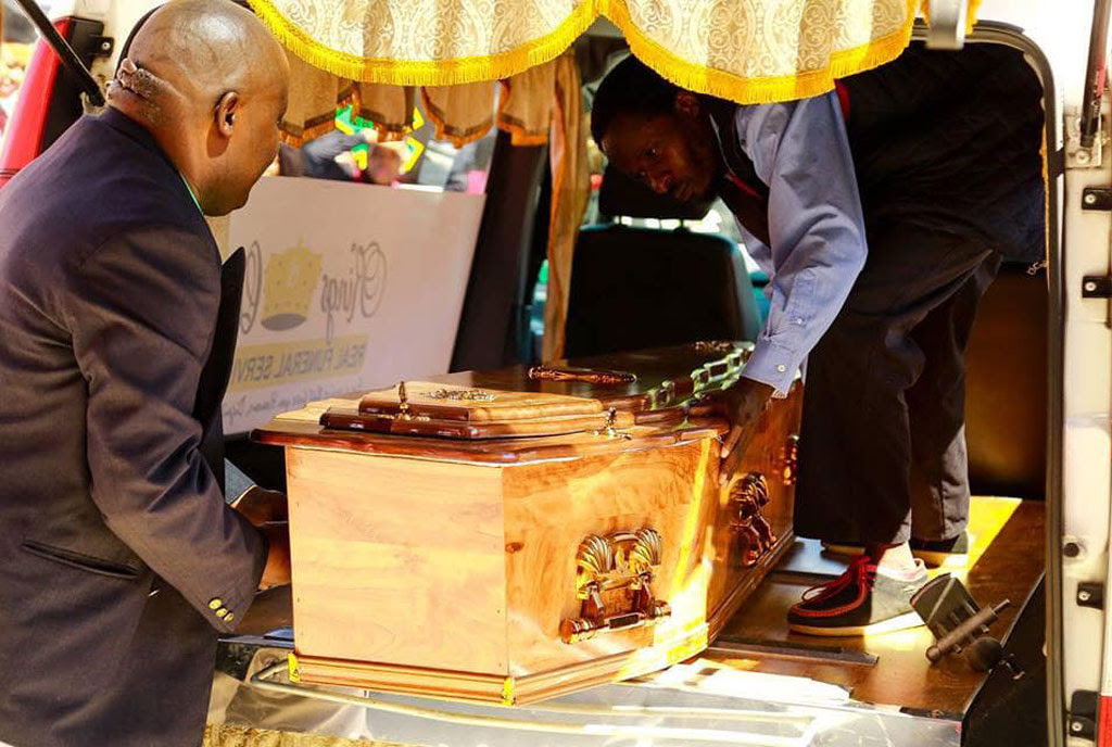 Image result for Funeral Companies To Sue After Pastor Claims To Raise Man From The Dead