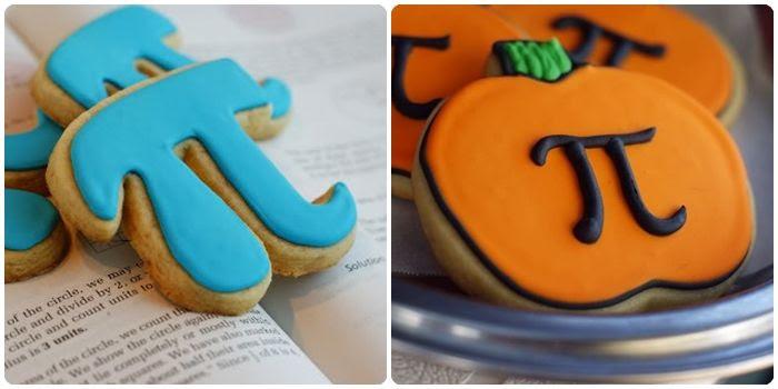 pi cookies!