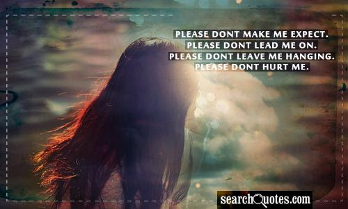 Dont Hurt Me Again Quotes Quotations Sayings 2019