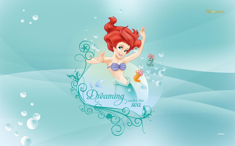 アリエル Disney ディズニープリンセス デスクトップ壁紙 Naver