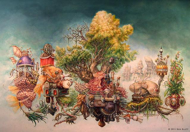 Ben Blatt - Parade Of Evolutionary Mistakes
