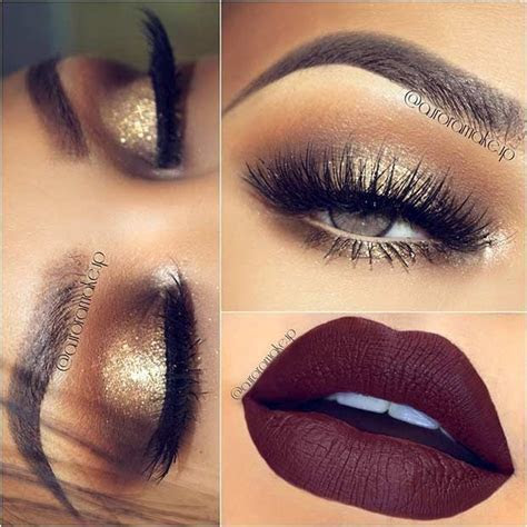 Best Ideas For Makeup Tutorials : Holiday Party Makeup