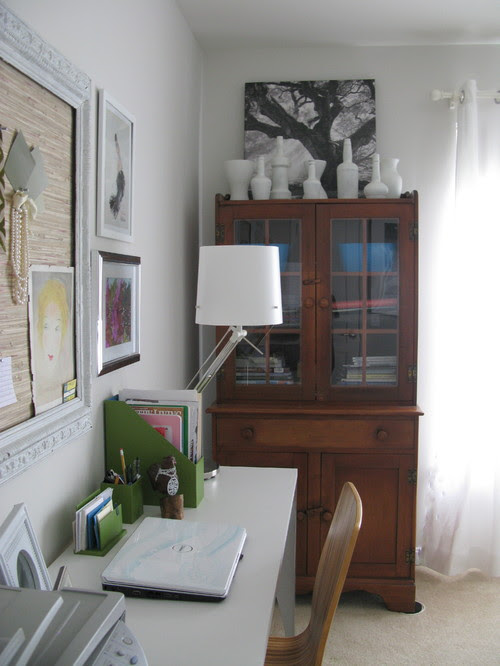 Shoshana modern home office