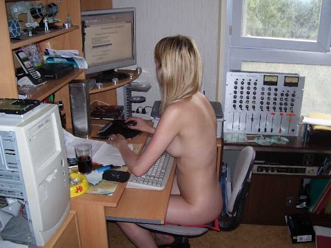 Naked Girls At Work Pictures Exposed (#1 Uncensored)