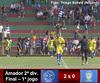 São Camilo vence Vila Nambi por 2 a 0 no primeiro jogo da final da 2ª divisão