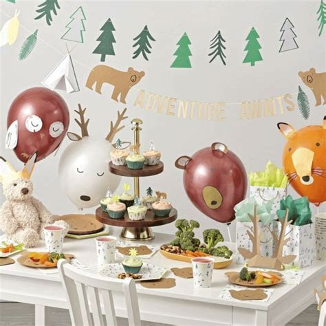 Kids Party & Birthday Ideas   Crate and Barrel