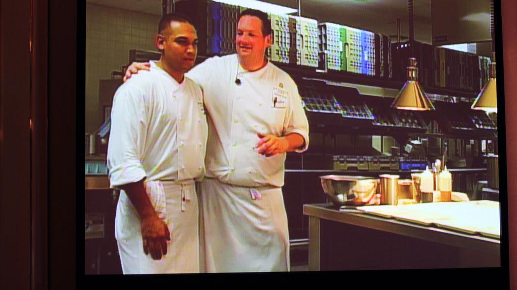 Chef Richard, Chef Alex