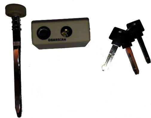 Minda Car Gear Lock Price