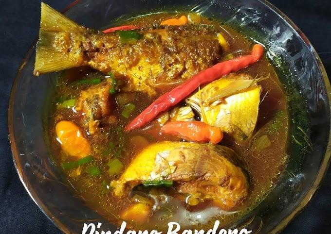 High Taste Milkfish Pindang Recipe