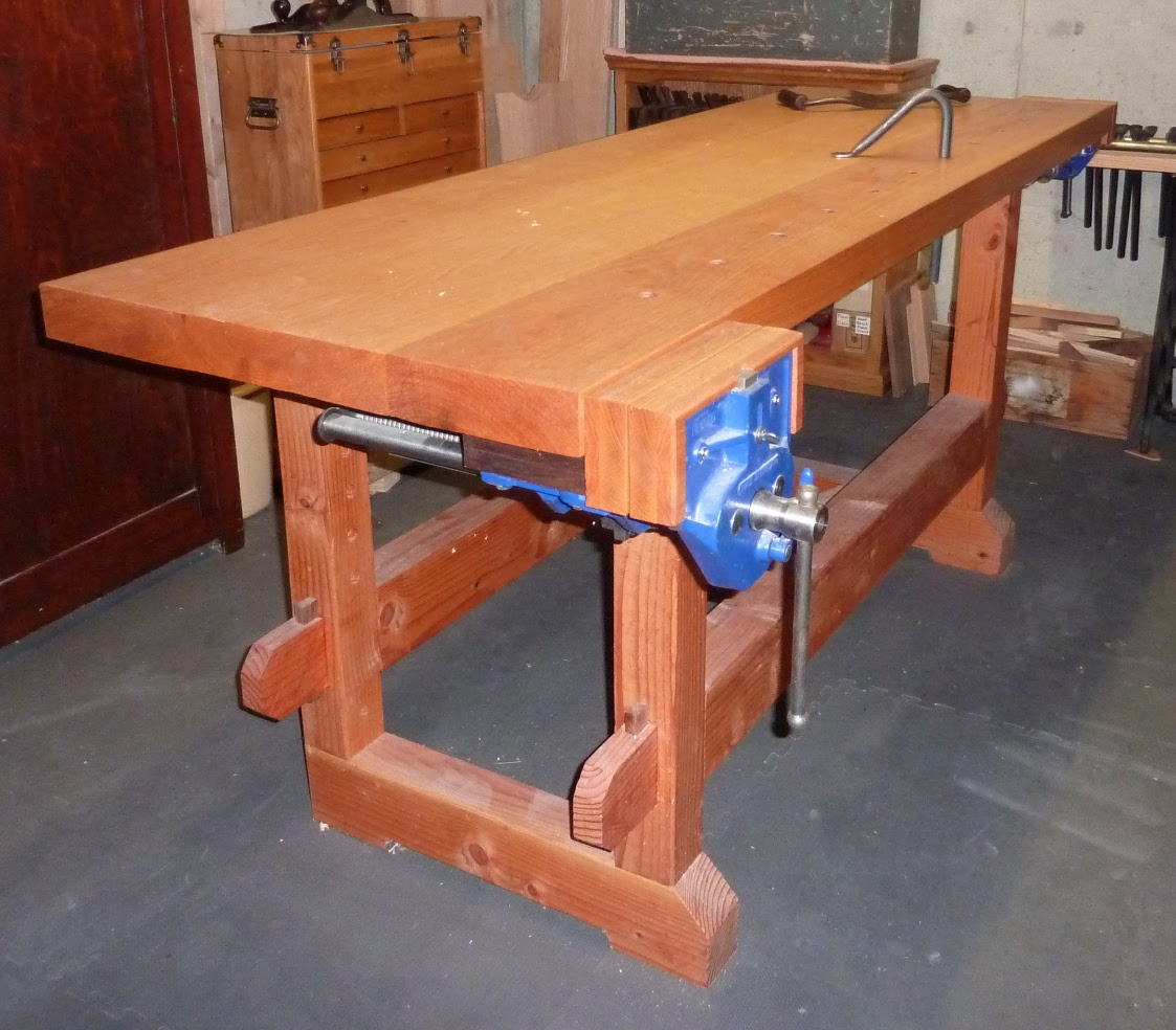 woodworking jam: Share Woodworking bench setup