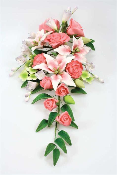 Sugar flowers bouquet.   The Art of Sugar   Flowers