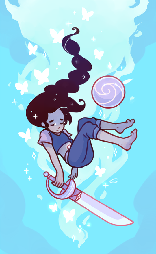 My favorite song from this show u-u Tumblr Stevonnie (c) Steven Universe/ Rebecca Sugar