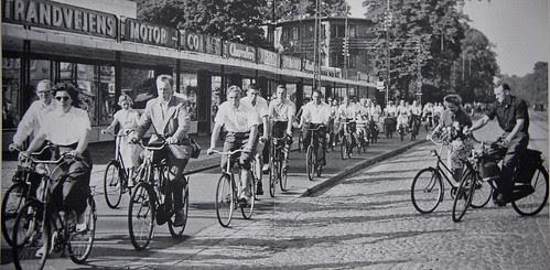 Copenhagen - Strandvejen 1955